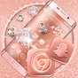 Rose Gold Launcher Theme 1.7