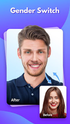 HiddenMe - Aging Camera, Face Scanner Android - Free