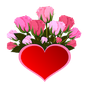 WAStickerApps Roses 1.0