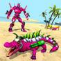 Mô phỏng cá sấu robot thực sự- Biến đổi robot 1.0.3