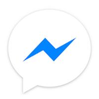 Ikona Messenger Lite: Bezpłatne rozmowy i wiadomości