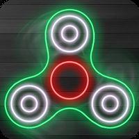 Ícone do Fidget Spinner