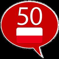 Learn Polish - 50 languages Simgesi