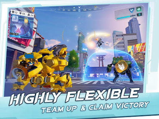 Download Super Mecha Champions 1 0 5544 free APK Android