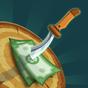 Dinheiro da faca 1.8