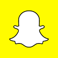 ไอคอนของ Snapchat