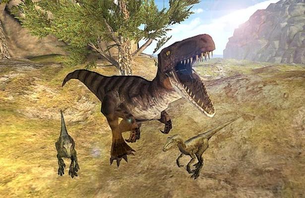 Scarica Lapk Di Arrabbiato Dinosauro Raptor 15 Gratuitamente Per