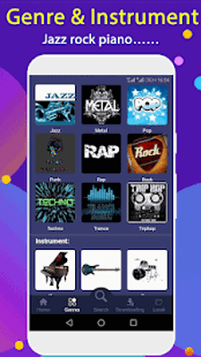 Free Music Downloader & Mp3 Music Download Android - Baixar