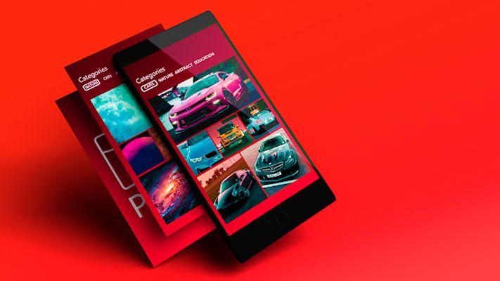 Best Wallpapers: Cool phone wallpapers screenshot apk 1