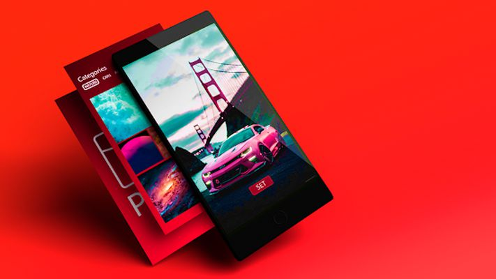 Best Wallpapers: Cool phone wallpapers screenshot apk 2
