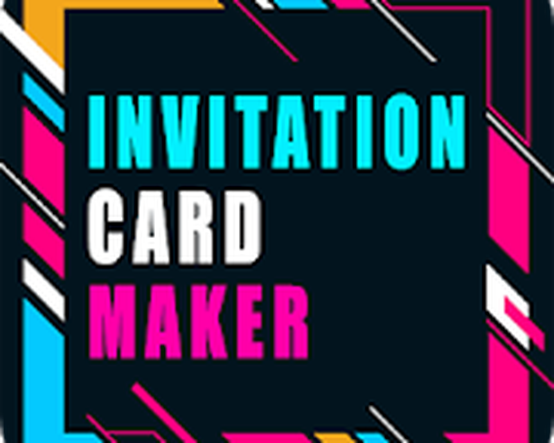 Invitation Card Maker Ecards Digital Invites Android Free