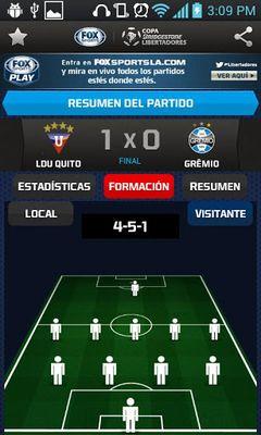 Copa Bridgestone Libertadores screenshot apk 2