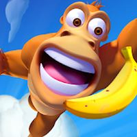 Icono de Banana Kong Blast