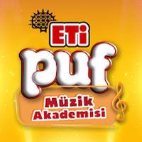 Eti Puf Müzik Akademisi Simgesi