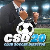 Icône de Club Soccer Director 2020