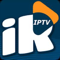 Icône apk IRON IPTV