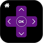 Remote for ROKU TVs / Devices : Codematics 1.5