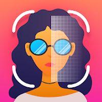 Icône apk Face Secret Scanner - Appareil photo vieillissant
