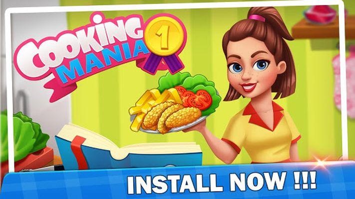 Jeu De Cuisine Restaurant Madness Fever Joy Android