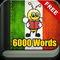 Icono de Aprender Italiano 6k Palabras