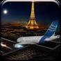 vliegtuig vluchtsimulator 3d stadsvlieglucht  APK
