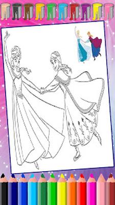 Prenses Boyama Prenses Boyama Sayfalari Indir Prenses Boyama