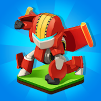 Merge Robots - Idle Tycoon Games 2019 icon