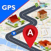 Ícone do apk GPS Mapas Navegação - Velocímetro & Tráfego