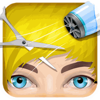 Icoană apk Kids Hair Salon - kids games