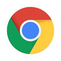 Ikon Chrome Browser - Google