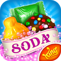 Icono de Candy Crush Soda Saga