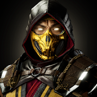 Ícone do MORTAL KOMBAT X