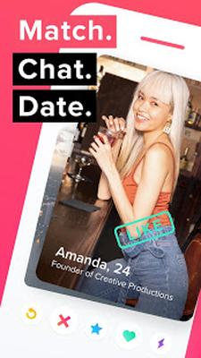 Μιλάτε dating app