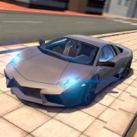 Extreme Car Driving Simulator アイコン