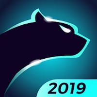 Ikon Panda Keyboard(Tema+Emoji)