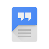 Google Metin Okuma Simgesi