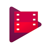 Ícone do Google Play Filmes