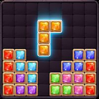 Icône de Block Puzzle Jewel
