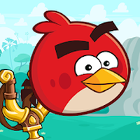 Ícone do Angry Birds Friends