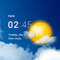 Transparent clock & weather 3.12.5