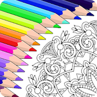 Colorfy 大人の塗り絵ゲーム - 無料曼荼羅、パターン アイコン