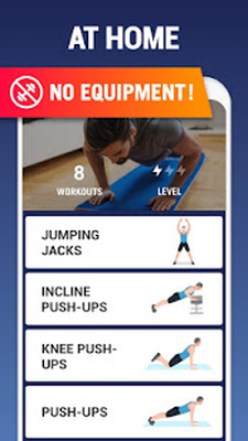 home workout  no equipment android  free download home