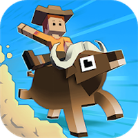 Ícone do Rodeo Stampede: Sky Zoo Safari