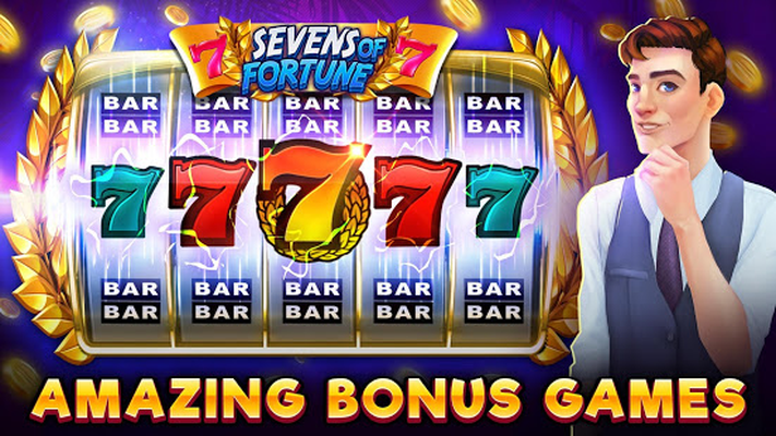 Golden ticket slot game