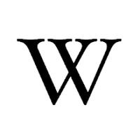 Ícone do Wikipedia móvel