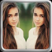 Mirror Image Face Live Camera Photo Editor icon