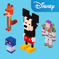 Ícone do Disney Crossy Road