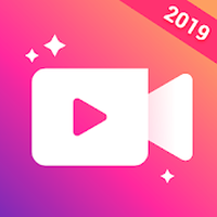 Video Maker - Free Video Editor with Photos& Music icon