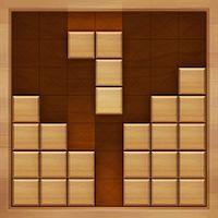 Ícone do Enigma do bloco de madeira