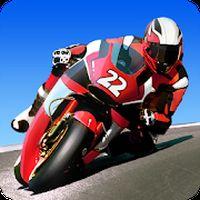 Icono de Carreras Reales en Moto 3D